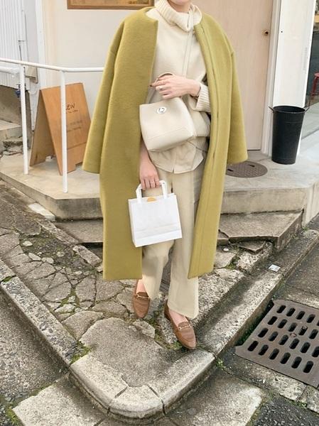 11月の東京で着たい服装 パンツスタイル5