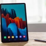Samsung、ハイエンドAndroidタブレット「Galaxy Tab S7・S7+」