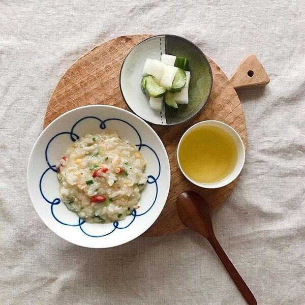 お粥の美味しい簡単アレンジレシピ☆風邪気味3