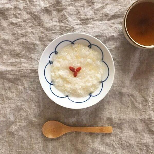 お粥の美味しい簡単アレンジレシピ☆風邪気味4