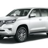 トヨタ、ランドクルーザープラドにディーゼルエンジン採用、特別仕様車も