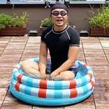 【100均検証】ダイソーの「500円プール」で夏を満喫してみた!