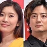 篠原涼子&上地雄輔、『ハケンの品格』仲良しオフショットに「続編また見たいな」の声
