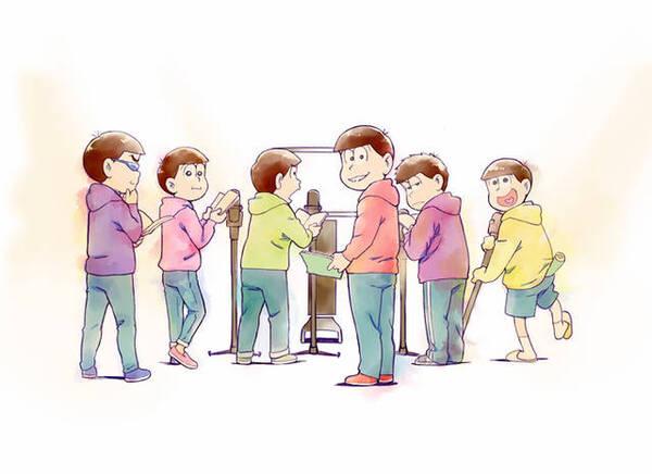 おそ松さん超ティザービジュアル (198156)
