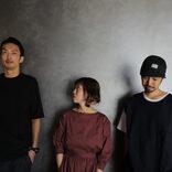 jizue、先行シングル「because」はヴォーカル曲&レコ発ワンマンツアーも同時発表
