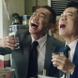 木梨憲武、伊藤淳史とCM初共演 チビノリダーの成長に感慨「ロープーの男優さんになっていた」
