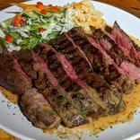 【グルメ】東京・神宮前「ブラウンホース」のステーキが超ワイルド!! 夏バテ対策に肉食おうぜっ!
