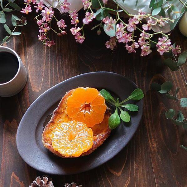フレンチトーストのアレンジレシピ4