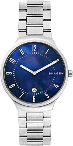 [スカーゲン] 腕時計 GRENEN SKW6519 メンズ 正規輸入品 シルバー