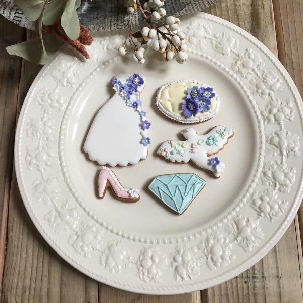 可愛いアイシングクッキーの作り方♪5
