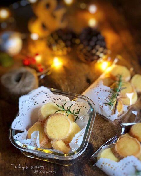 可愛いアイスボックスクッキーの作り方♪