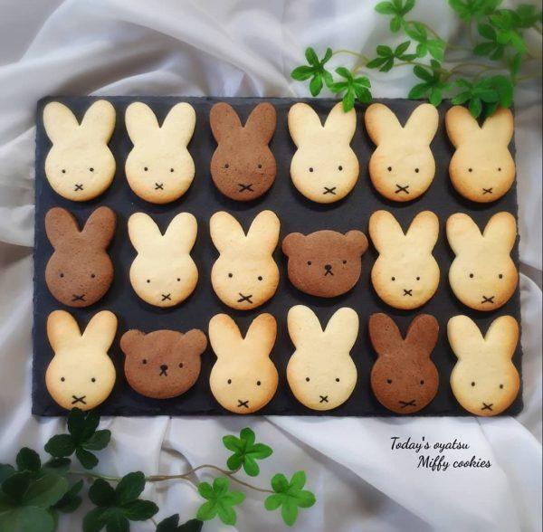 可愛いキャラクタークッキーの作り方♪3