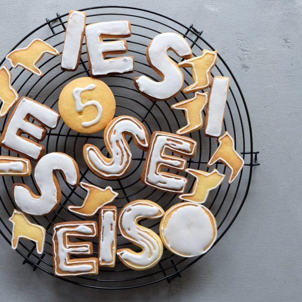可愛いアイシングクッキーの作り方♪2