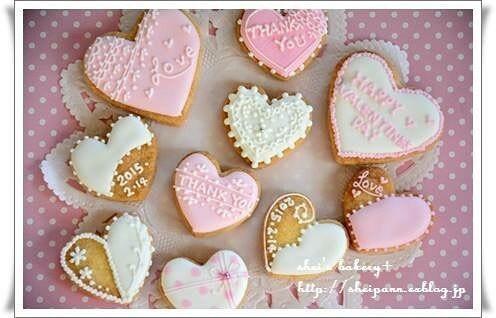 可愛いアイシングクッキーの作り方♪4