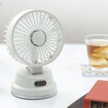 小型扇風機おすすめ15選!オフィスでも使えるUSB式や静音のデスクファンをご紹介!