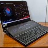 ASUS「ROG Zephyrus Duo」レビュー 想像力を刺激する2画面ゲーミングノートPC