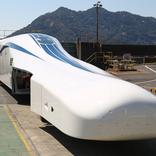 JR東海、山梨リニア実験線の走行試験再開 改良型L0系投入