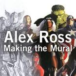 マーベル本社の壁画として、ヒーロー35名が集結! 圧巻の制作過程を公開