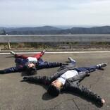 永瀬廉&伊藤健太郎、上り坂で全力疾走からの「光合成」『弱ペダ』裏側