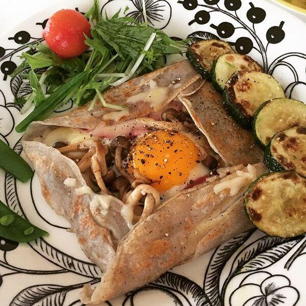 ガレット料理☆おすすめレシピ【定番】3