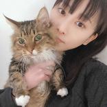 【我が家のアイドル】松井玲奈「待っていてくれるだけで、あったかい気持ちに」