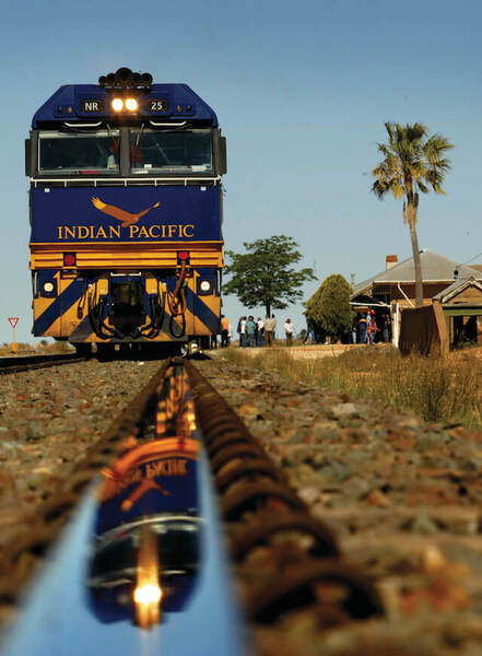 The Indian Pacific 外観1