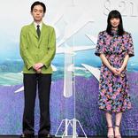 菅田将暉、小松菜奈 熱愛報道後初の公の場でツーショット、3度目共演にしみじみ