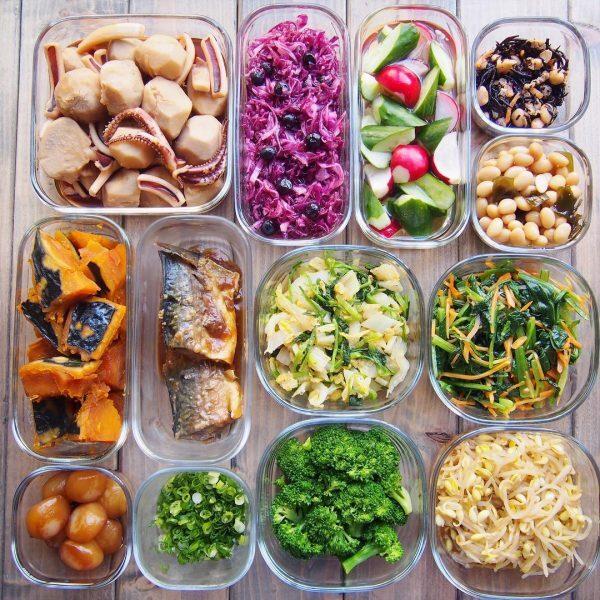 一人暮らしにおすすめ副菜!野菜ナムル