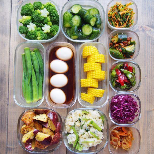 作り置きで料理を楽に!ゆで野菜