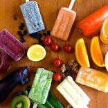 もらって嬉しい食べて幸せ♡果物&野菜がジューシーなアイス