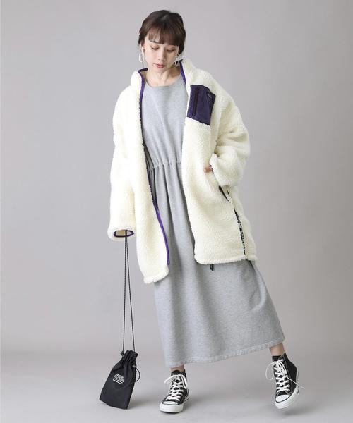 11月の北海道に相応しい服装【ワンピース】5