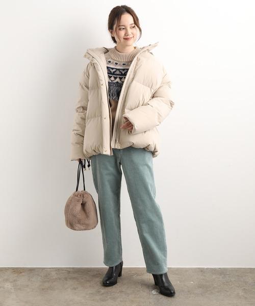 11月の北海道に相応しい服装【パンツ】5
