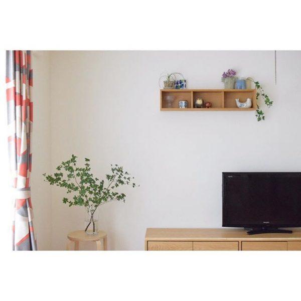 壁に付けられる家具・箱
