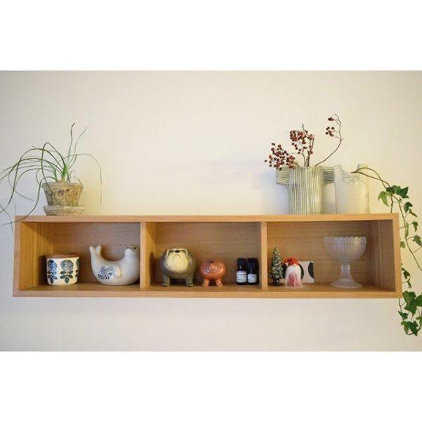 壁に付けられる家具・箱2