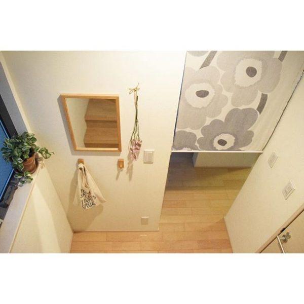 壁に付けられる家具・ミラー