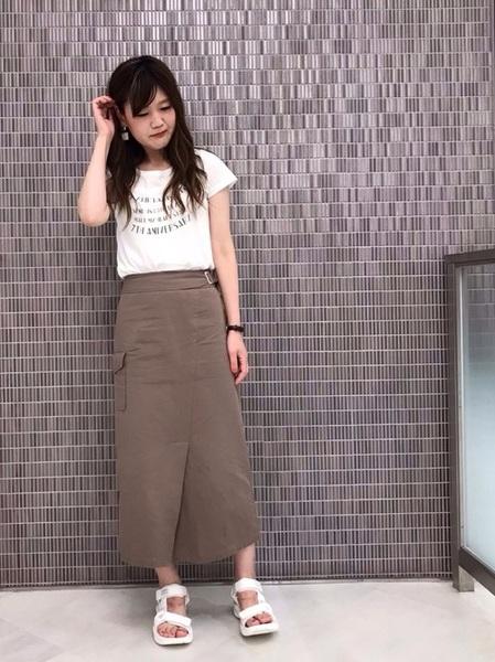 [ORiental TRaffic] 春夏新作★ミッドソールスポーツサンダル★3204