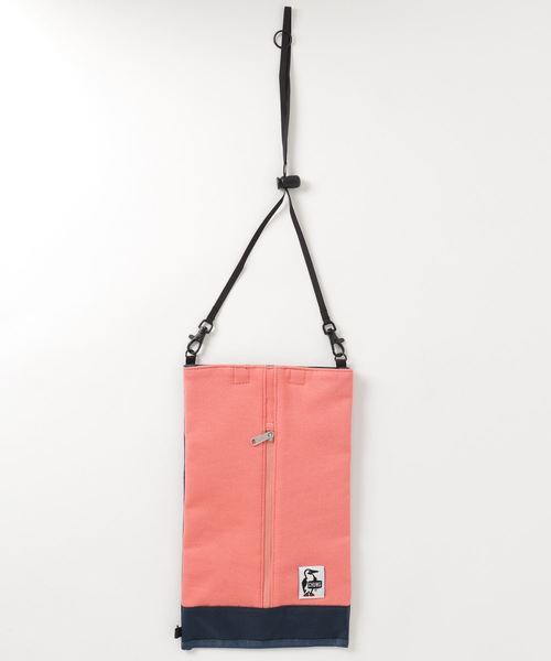 [NAUGHTIAM] CHUMS(チャムス)ボックスティッシュカバースウェットナイロン(その他ケース) Box Tissue Cover Sweat Nylon CH60-2693