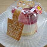 【ファミリーマート新商品ルポ】見た目も食感も楽しい!苺とチーズのパンケーキ「とんとんとろ~りパンケーキ」