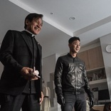 パク・ソジュンとアン・ソンギがとてもいい笑顔 映画『ディヴァイン・フューリー/使者』新メイキング写真&コメント映像を解禁