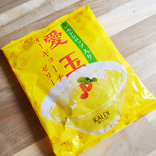 【カルディ】さっぱりひんやりレモンの香り!大人気の「オーギョーチゼリー」