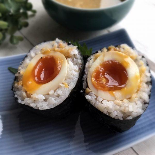おにぎらずの人気レシピ《卵》2