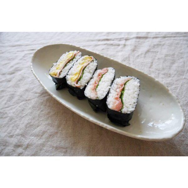 おにぎらずの人気レシピ《魚介類》3