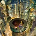 キンコン西野監督の『映画 えんとつ町のプペル』、特報映像とティザーポスターは圧倒的な映像美!