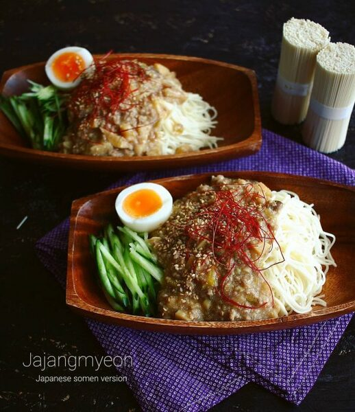 子供に人気の昼ごはんレシピ《冷たい麺》4