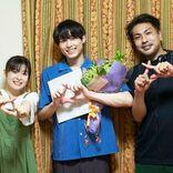 SixTONES松村北斗、W主演映画クランクアップに「新しいものをいただけた毎日」
