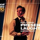 NTLive2020新作第5弾、アンドリュー・スコット主演『プレゼント・ラフター』の予告編が公開