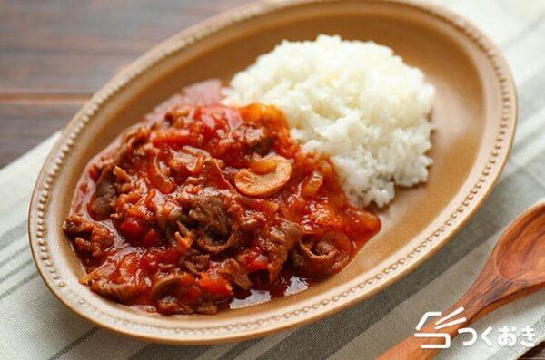 簡単洋食!手作りハヤシライス