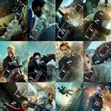 ノーラン監督『TENET テネット』キャラクター情報解禁 世界各国ビジュアル全12種も公開