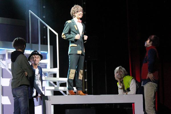 MANKAI STAGE『A3!』~WINTER 2020~ 舞台写真