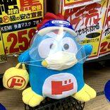 ドンキでバカ売れ中の夏用マスク 灼熱の地・熊谷で着用すると新たな発見が